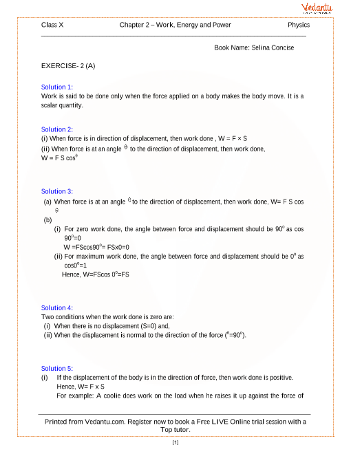 The physics classroom 2009 work energy and power worksheet answer key