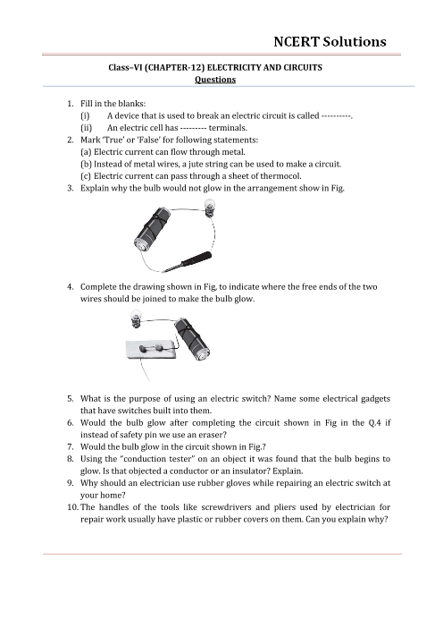 Download ncert book / cbse book: class 6: science.