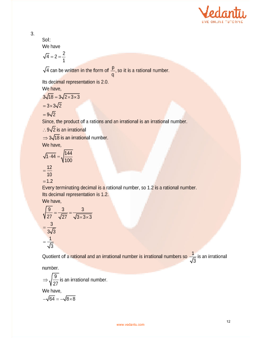RD Sharma Class 9 Solutions Chapter 1 Number System part-12