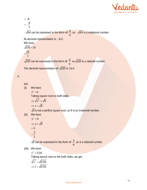 RD Sharma Class 9 Solutions Chapter 1 Number System part-13