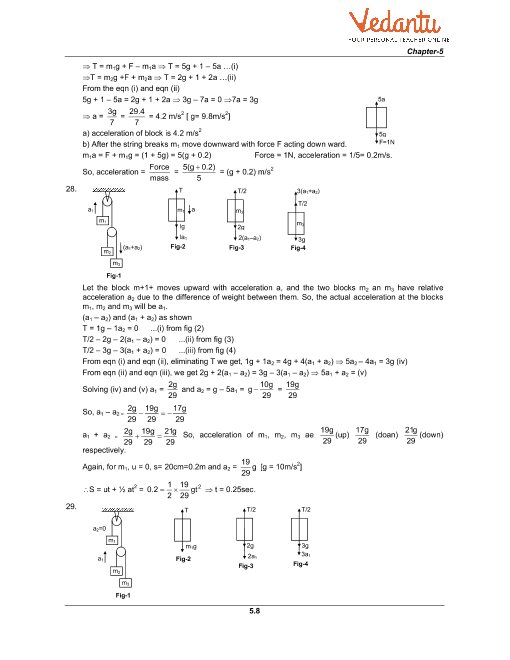 hc verma solutions newton s laws of motion concepts of physics