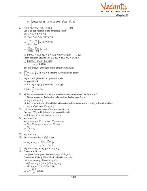 hc verma solutions fluid mechanics concepts of physics part 1