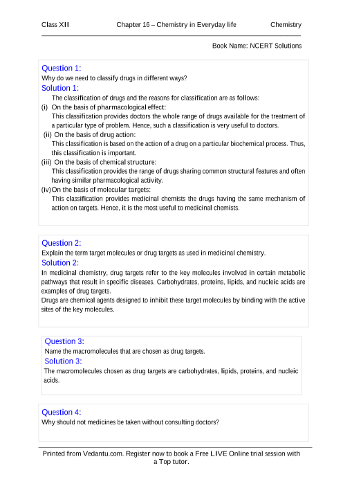 ncert chemistry class 12 pdf free download