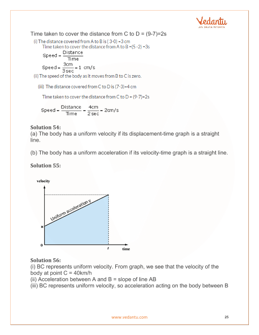 lakhmir singh physics class 9 solutions chapter 1 motion
