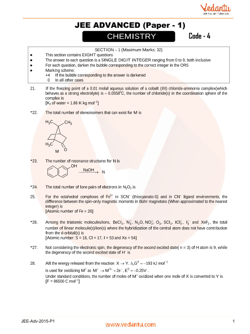 Chem_JEE_Adv_previous_year_paper_2015_P1 part-1