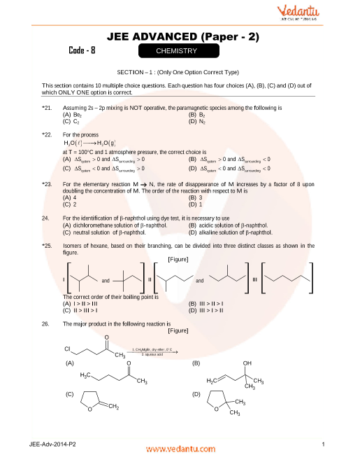 Chemistry_JEE_Adv_previous_year_paper_2014_P2 part-1