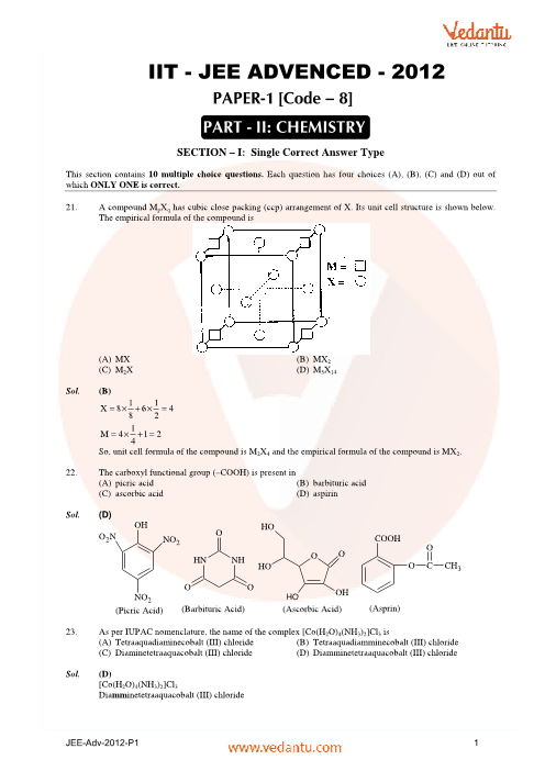 Chemistry_JEE_Adv_previous_year_paper_2012_P1 part-1