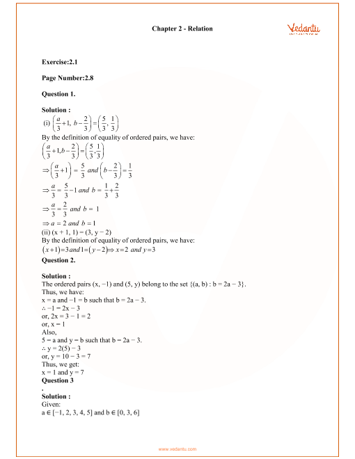 RD Sharma Class 11 Solutions Chapter 2 part-1