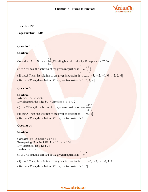 RD Sharma Class 11 Solutions Chapter 15 part-1