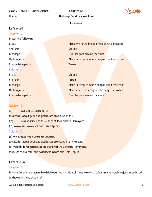 ncert history book class 6 pdf