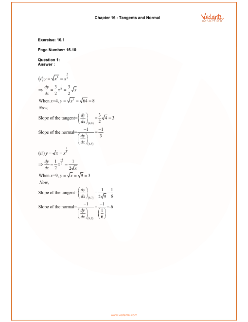 RD Sharma Class 12 Solutions Chapter 16 part-1