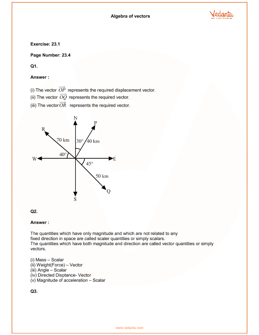 RD Sharma Class 12 Solutions Chapter 23 part-1