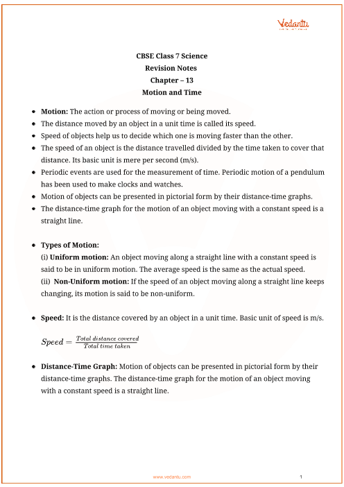 Class_7_science_key_notes_ch13_motion_and_times part-1