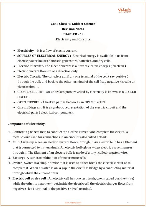 Class_6_science_ch12_elelctricity_and_circuits part-1
