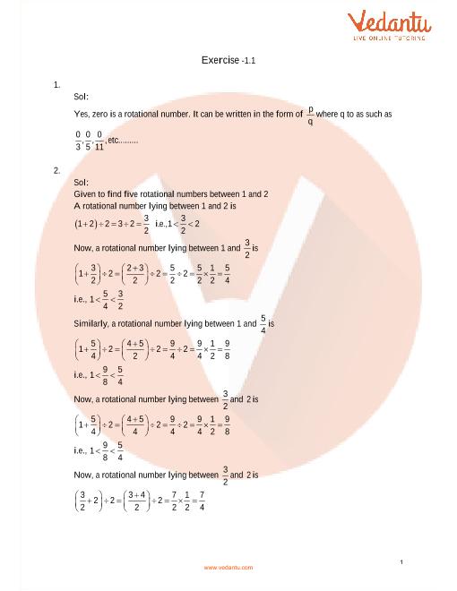 01 - Number System part-1