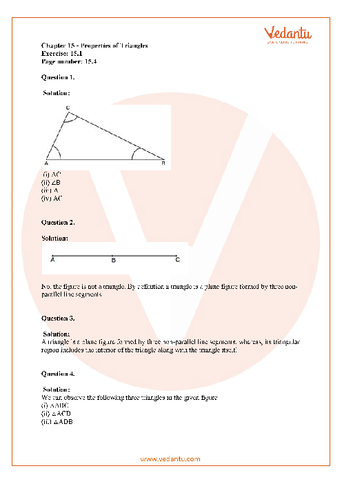 RD Sharma Class 7 Solutions Chapter 15 part-1
