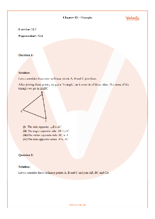 RD Sharma Class 6 Solutions Chapter 12 part-1
